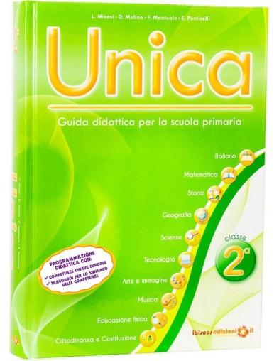 Unica classe 2ª + Quadernone Unico 2ª + Agenda Ins.  - Ibiscus