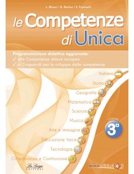 le Competenze di Unica 3 - Programmazione didattica aggiornata 2018