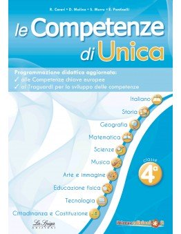 le Competenze di Unica 4 - Programmazione didattica aggiornata 2018