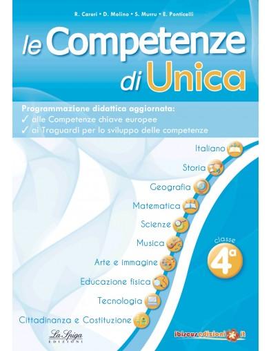 le Competenze di Unica 4ª - Programmazione didattica aggiornata