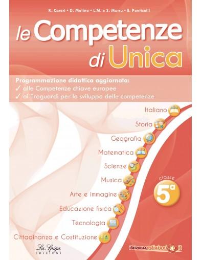 le Competenze di Unica 5ª - Programmazione didattica aggiornata