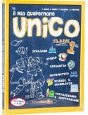 Unica classe 1ª + Quadernone Unico 1ª + Agenda Ins.  - Ibiscus
