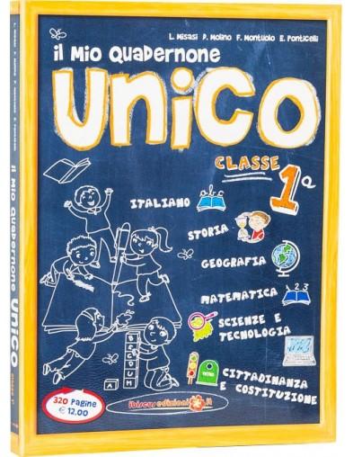 Il mio Quadernone Unico 1ª  - Ibiscus Edizioni