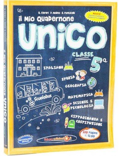 Il mio Quadernone Unico Vol 5